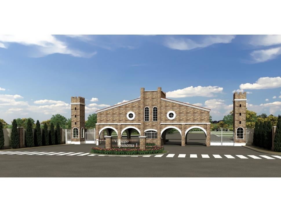 Villaggio Ipanema I - Lotes para venda